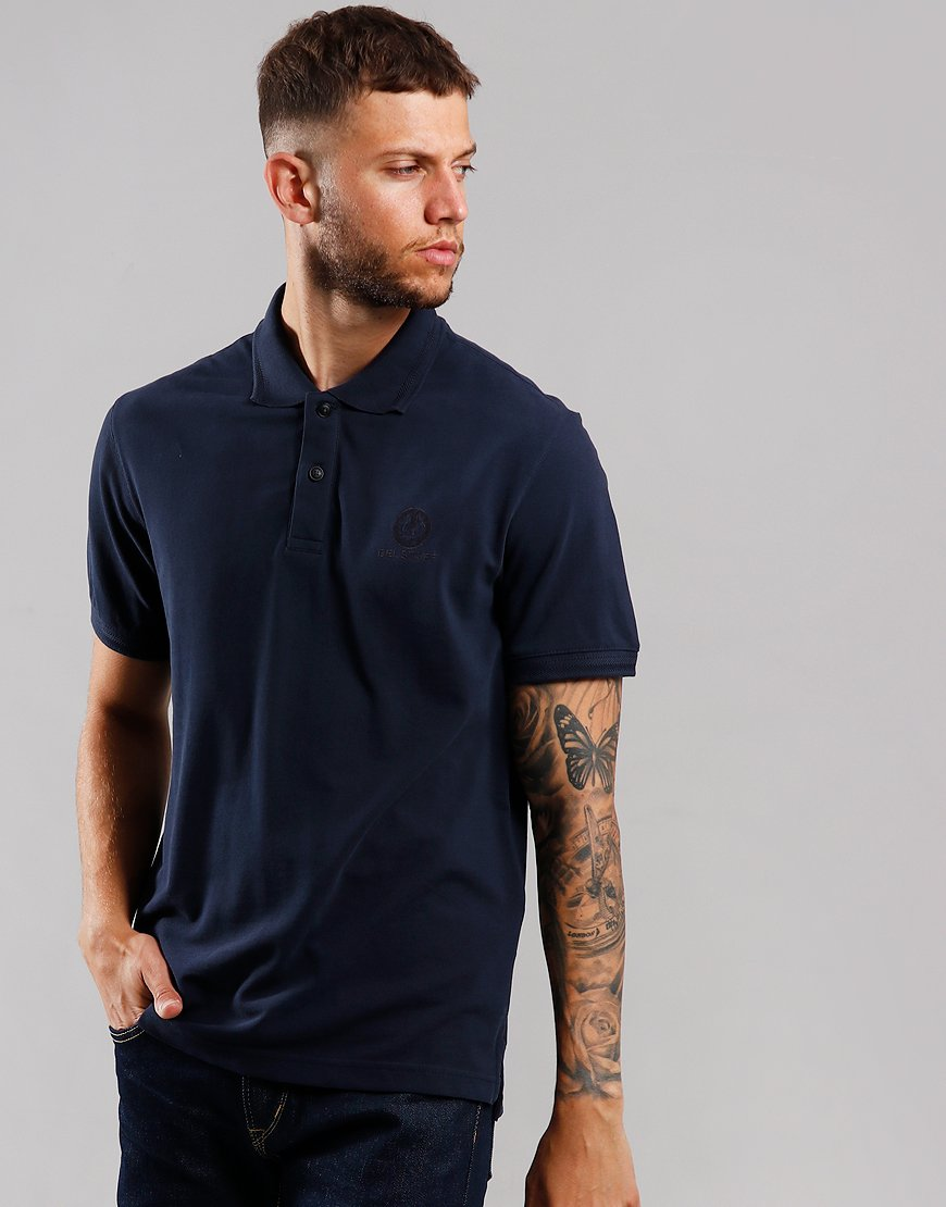 Belstaff Polo Shirt  Navy