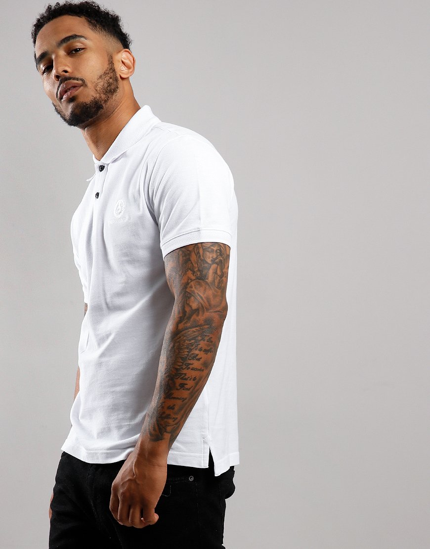 Belstaff Polo Shirt  White