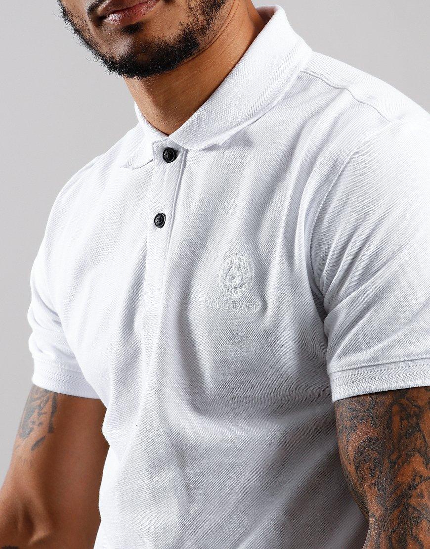 Belstaff Polo Shirt  White