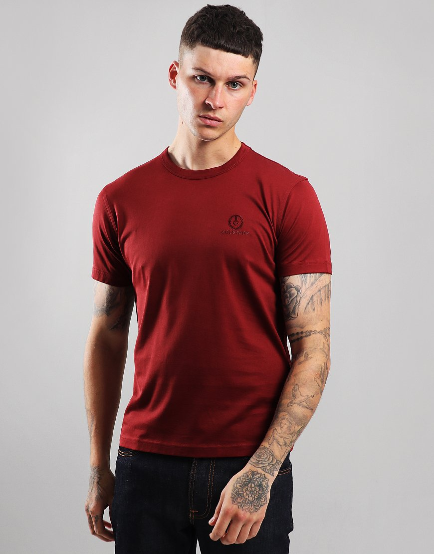 Belstaff T-Shirt  Dark Carnelian
