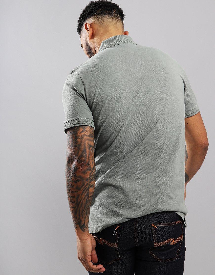 ca932637a475 Belstaff Stannett Polo Shirt Grey - Terraces Menswear