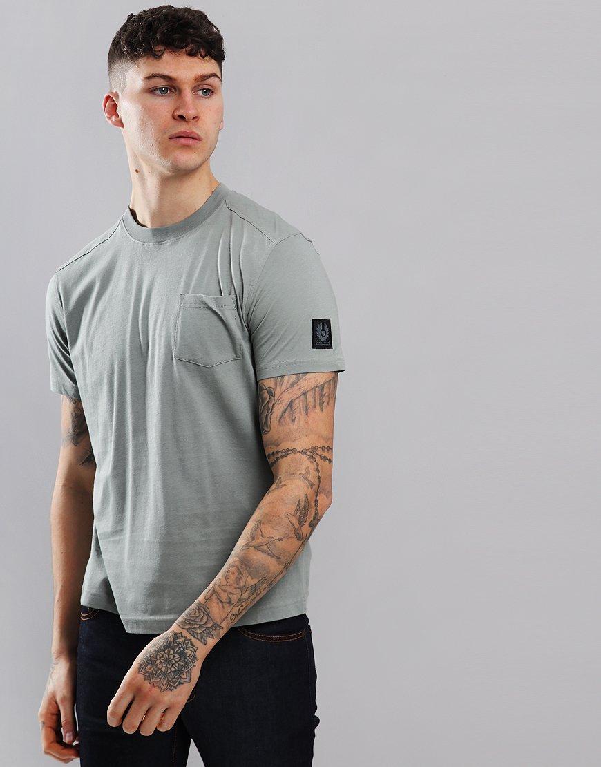 Belstaff Thom 2.0 T-Shirt Agate Green