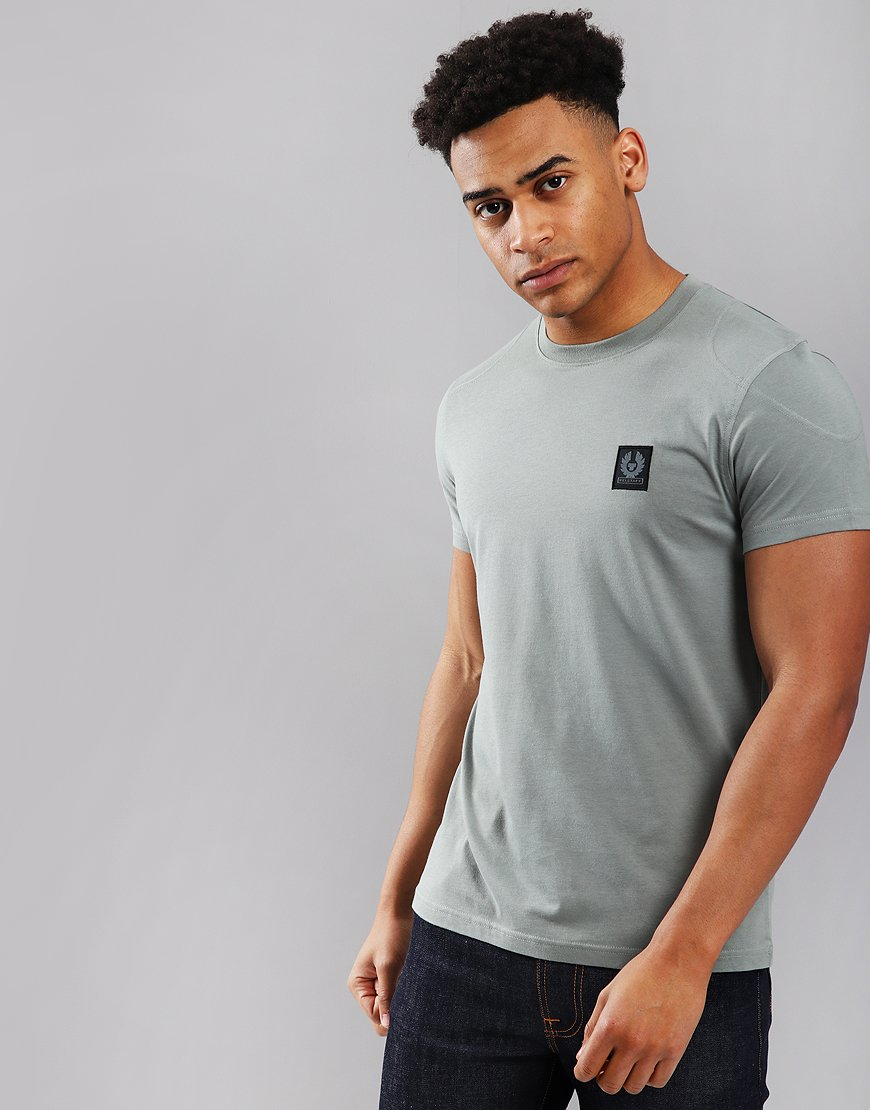 Belstaff Throwley T-Shirt Agate Green