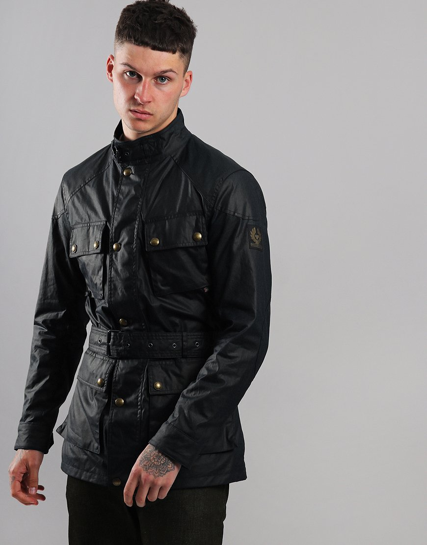 Belstaff Trialmaster Jacket  Dark Navy