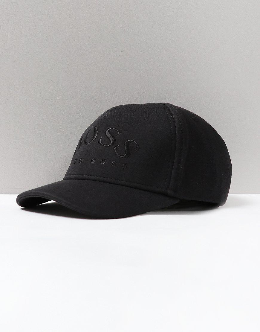 BOSS Lightweight Sly Cap Black