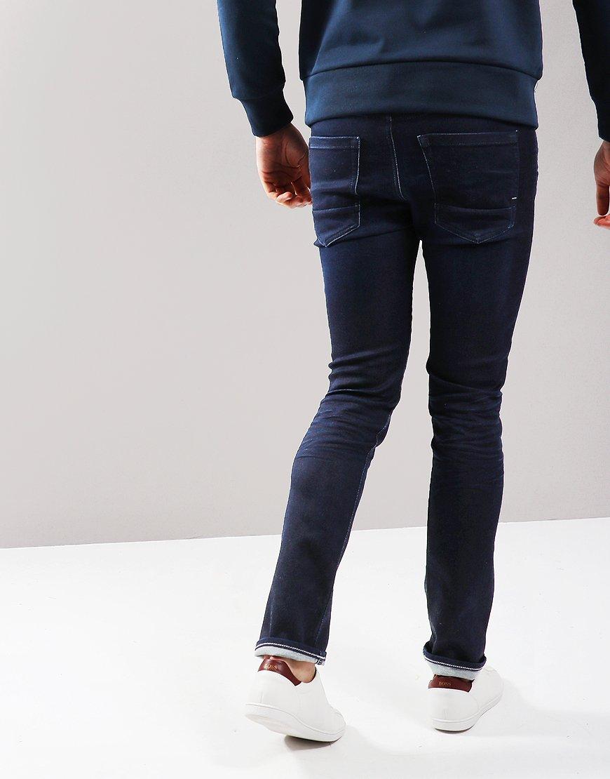 BOSS Charleston Slim Jeans Dark Blue