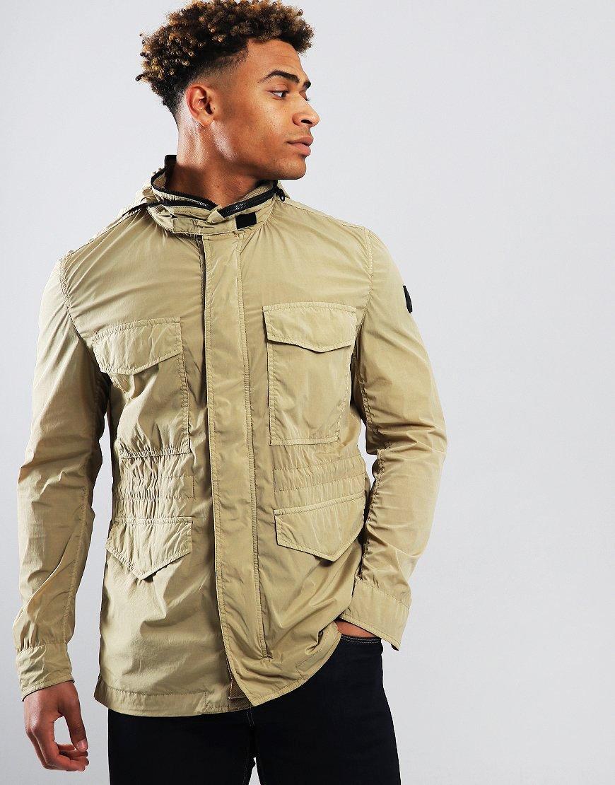 BOSS Olisso-D Lightweight Jacket Medium Beige