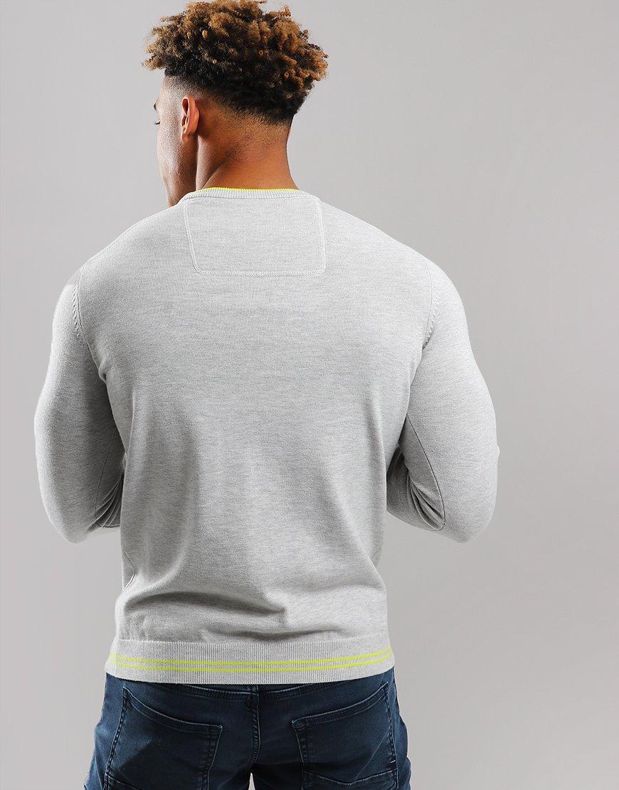 BOSS Rimex Cotton Crew Sweat Light Pastel/Grey