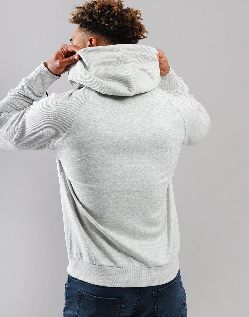 BOSS Soody Hooded Logo Sweat Light/Pastel Grey