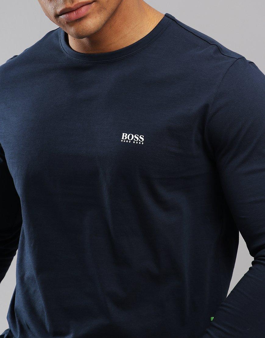 cdc0ad024 BOSS Togn Long Sleeve T-Shirt Navy