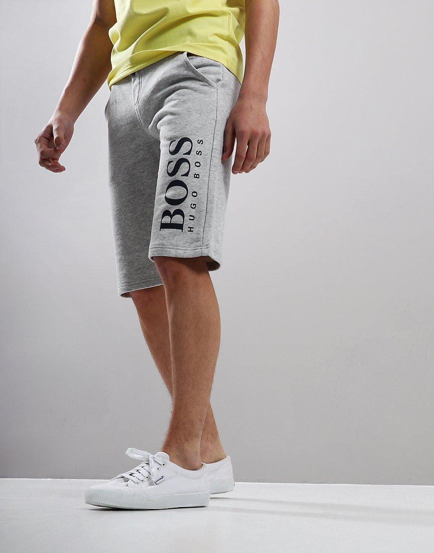 a136d9b97a BOSS Kids Bermuda Shorts Light Grey Marl