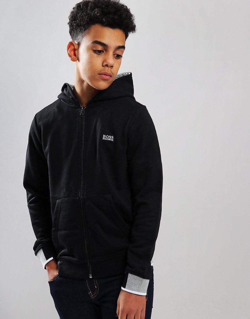 BOSS kids Cardi Suit Sweat Black