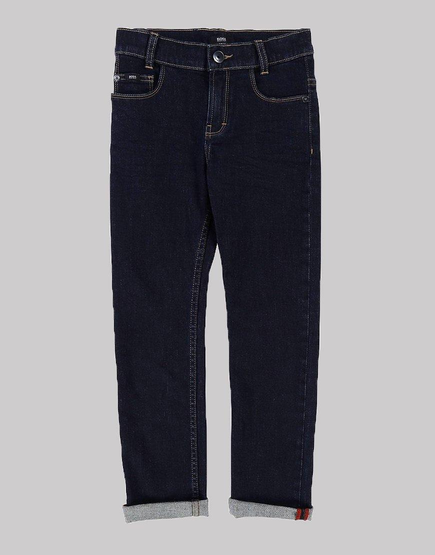 BOSS Kids J04316 Jeans Rinse Wash