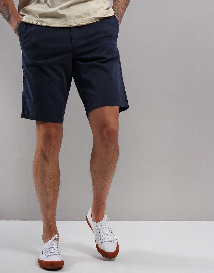 BOSS Liem 4-5 Slim Fit Shorts Navy