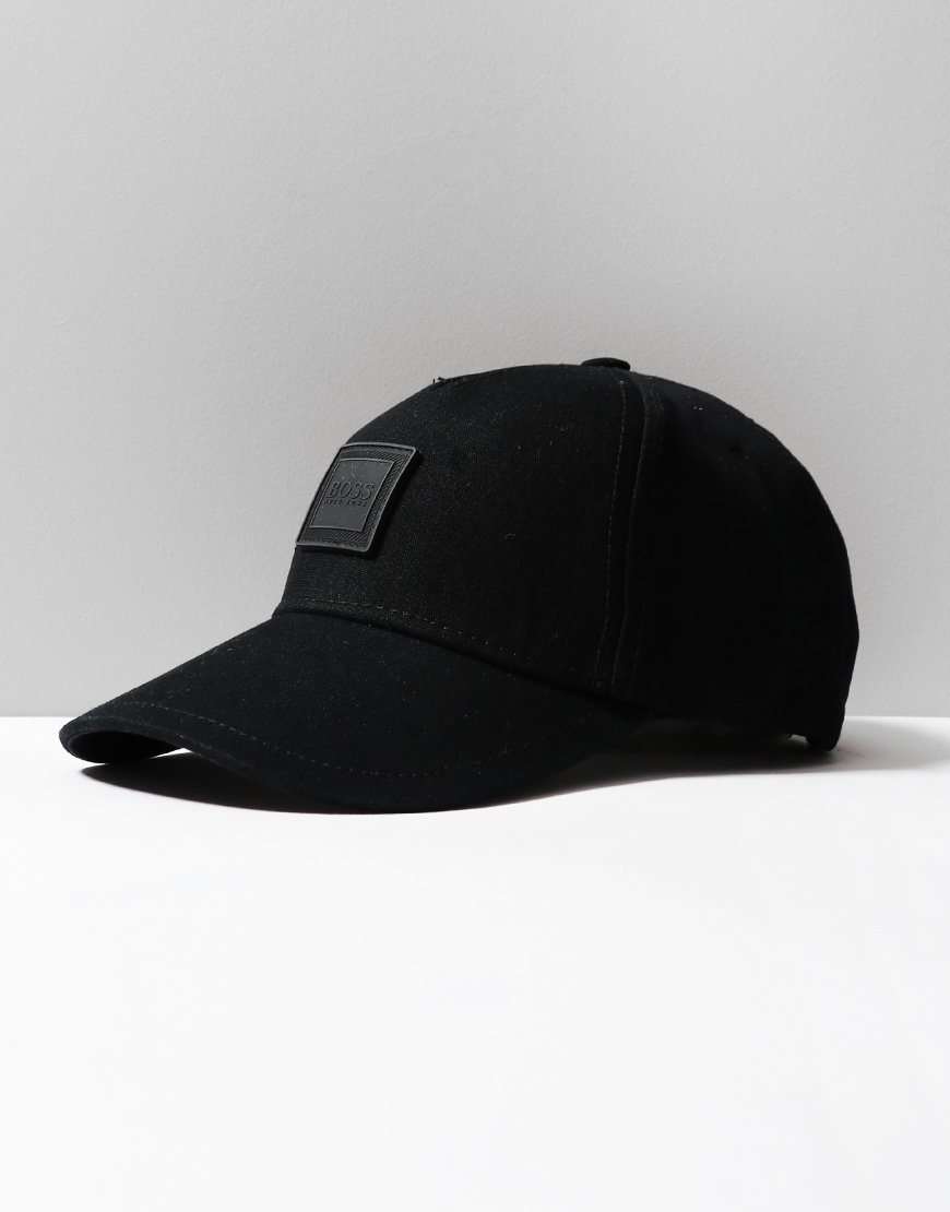 BOSS Fargo Baseball Cap Black