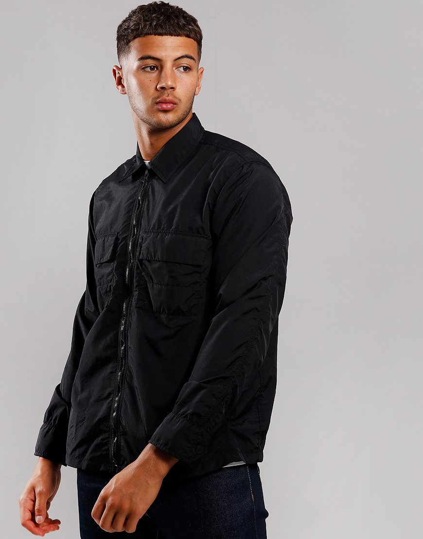 BOSS Lovel Zip 2 Overshirt Black