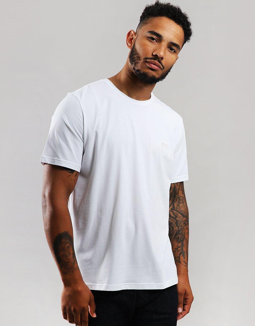 BOSS Mix And Match Loungewear T-Shirt White