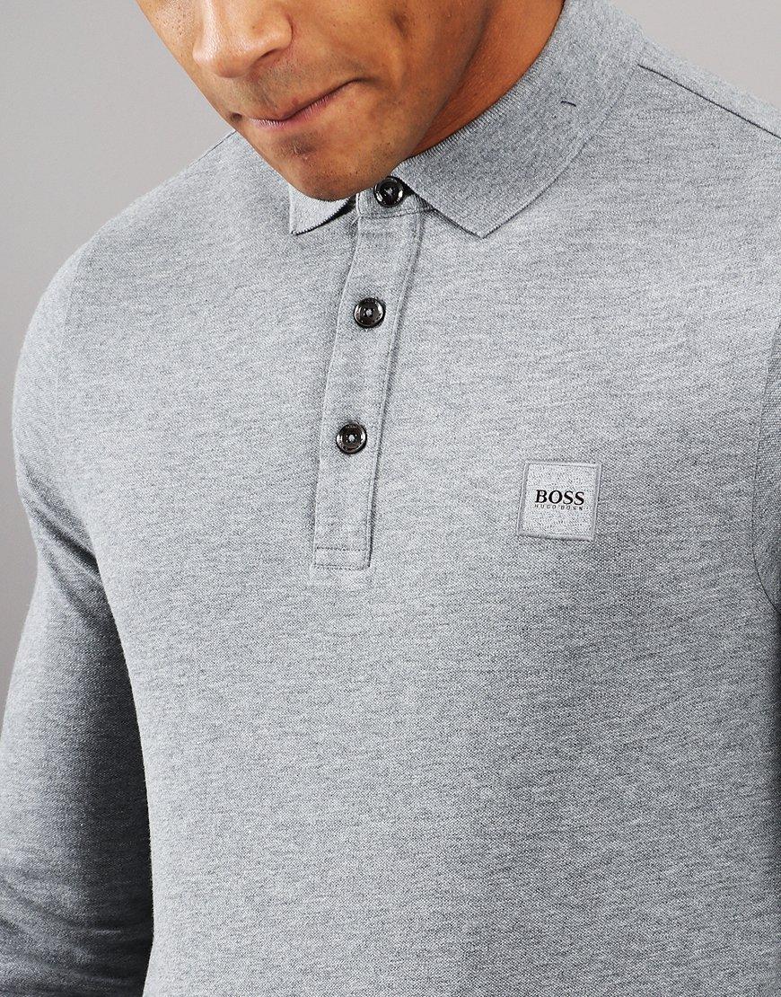 4885bed17 Long Sleeve Polo Shirts Slim Fit - raveitsafe