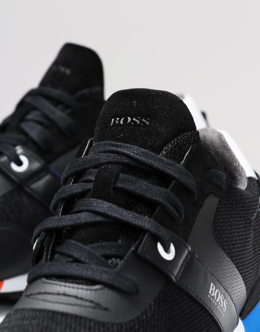 BOSS Parkour Running Trainers Black