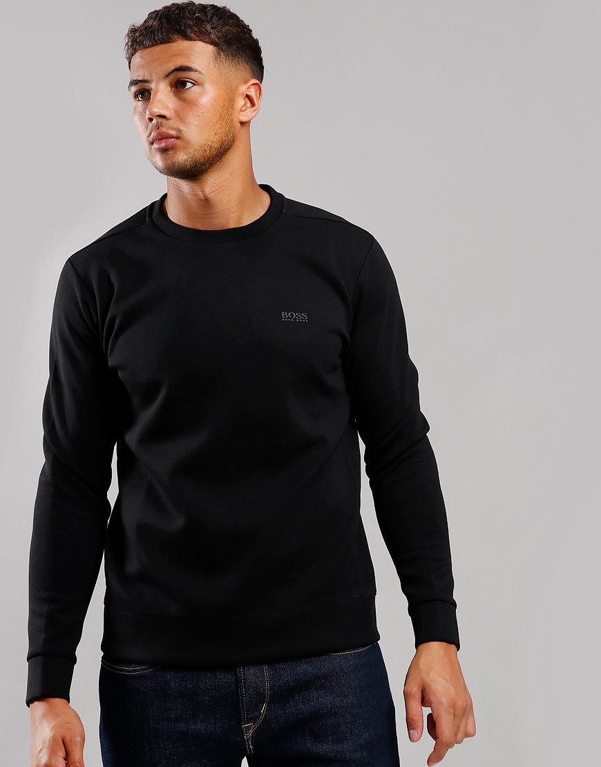 BOSS Salbo X Sweatshirt Black