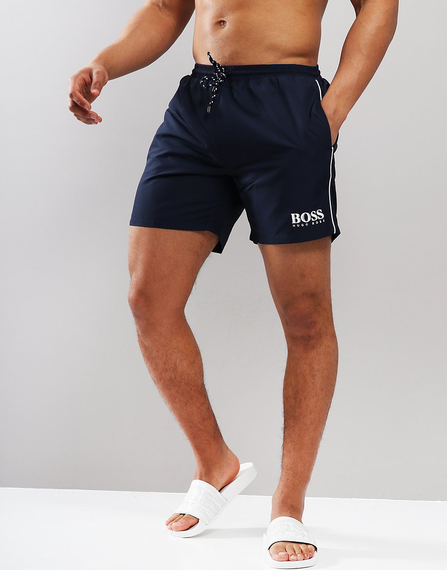 10afd18c BOSS Starfish Swimshorts Navy