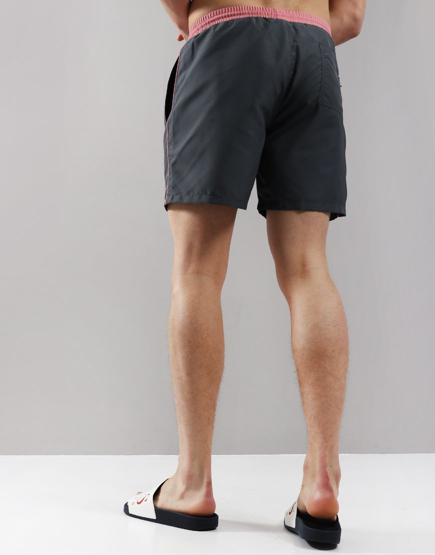 58ef006e BOSS Starfish Swimshorts Dark Grey - Terraces Menswear