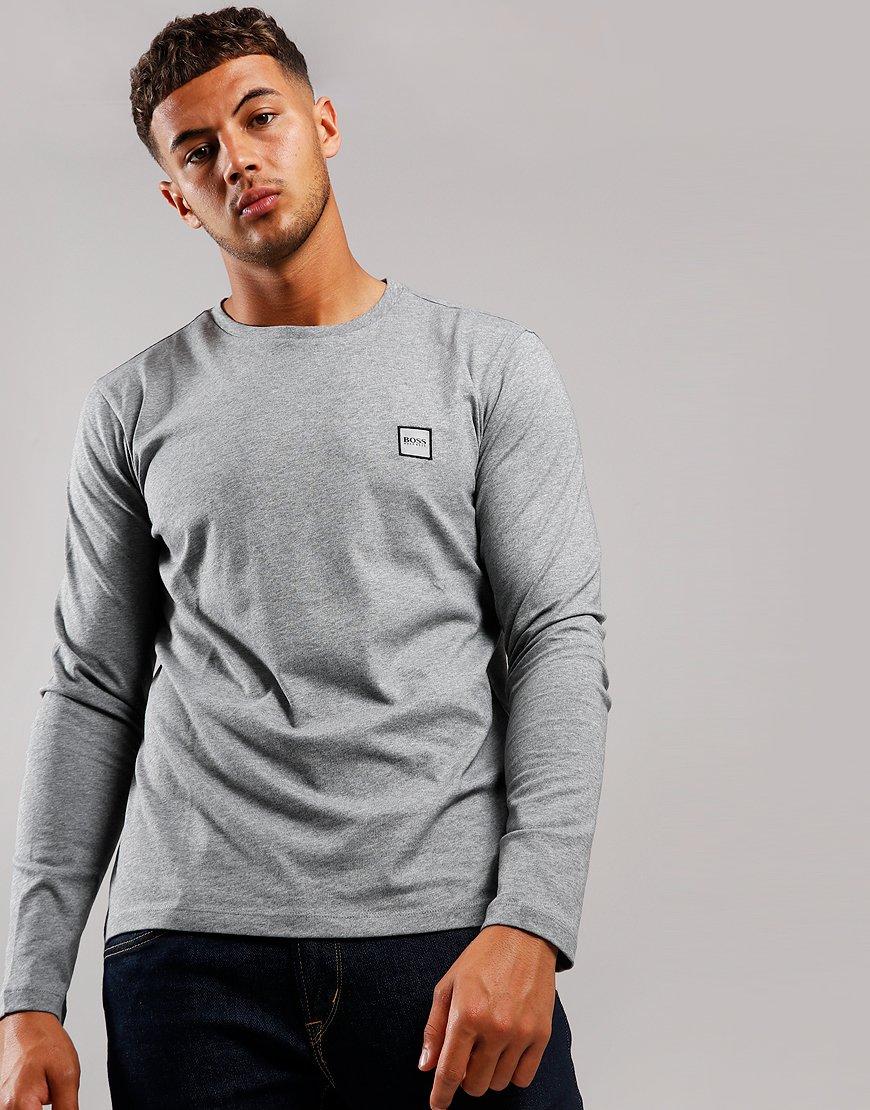 BOSS Tacks T-Shirt Light/Pastel Grey