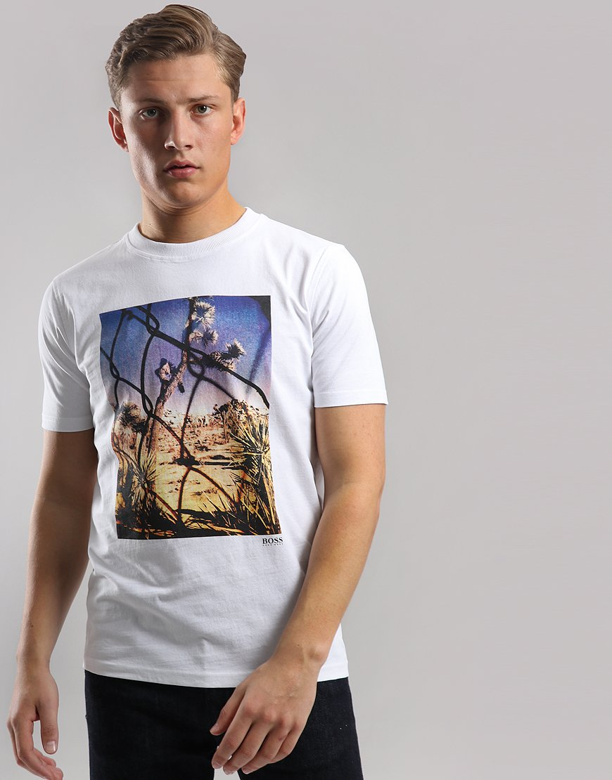 BOSS Teear 1 T-Shirt White
