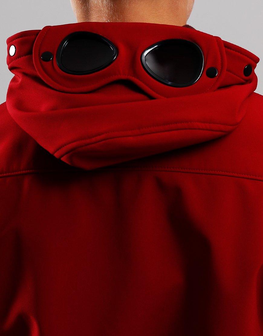 C.P. Company Kids Goggle Soft Shell Jacket Scooter