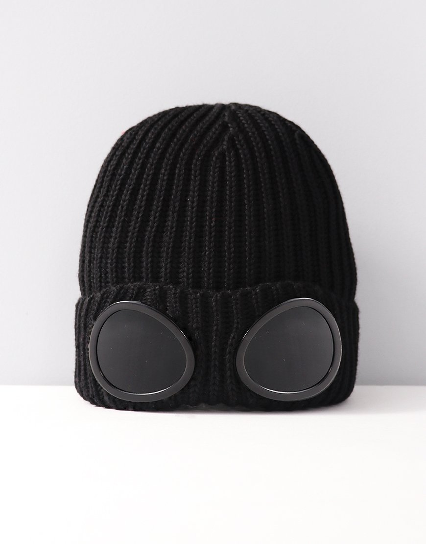 C.P.Company Undersixteen Goggle Hat Black