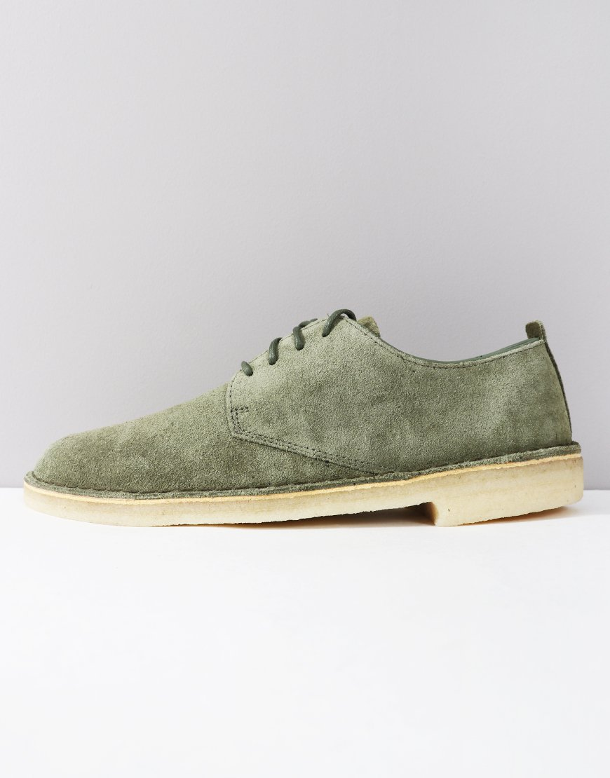 Clarks Originals Desert London Shoe Sage