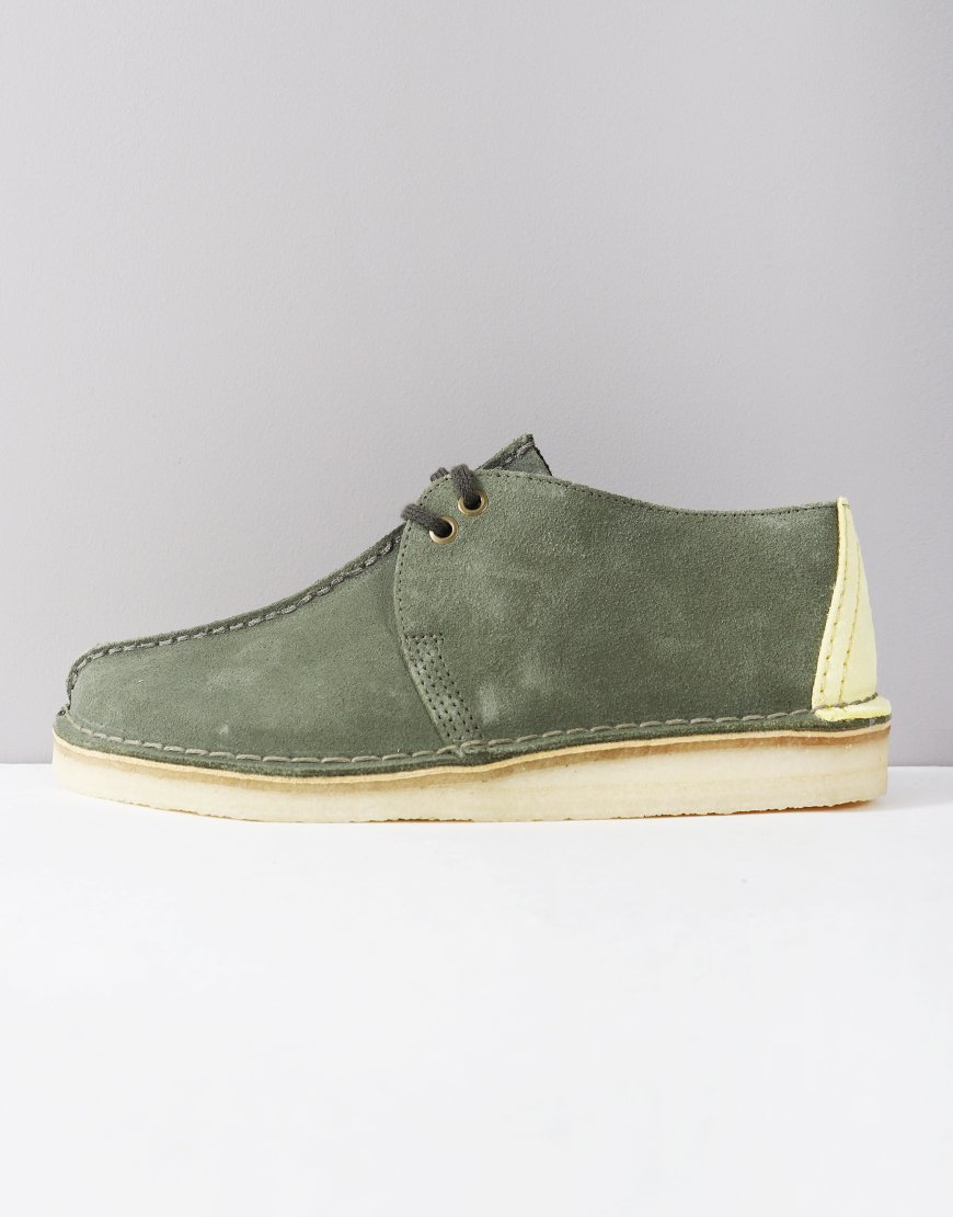 Clarks Originals Ashton Shoe Sage