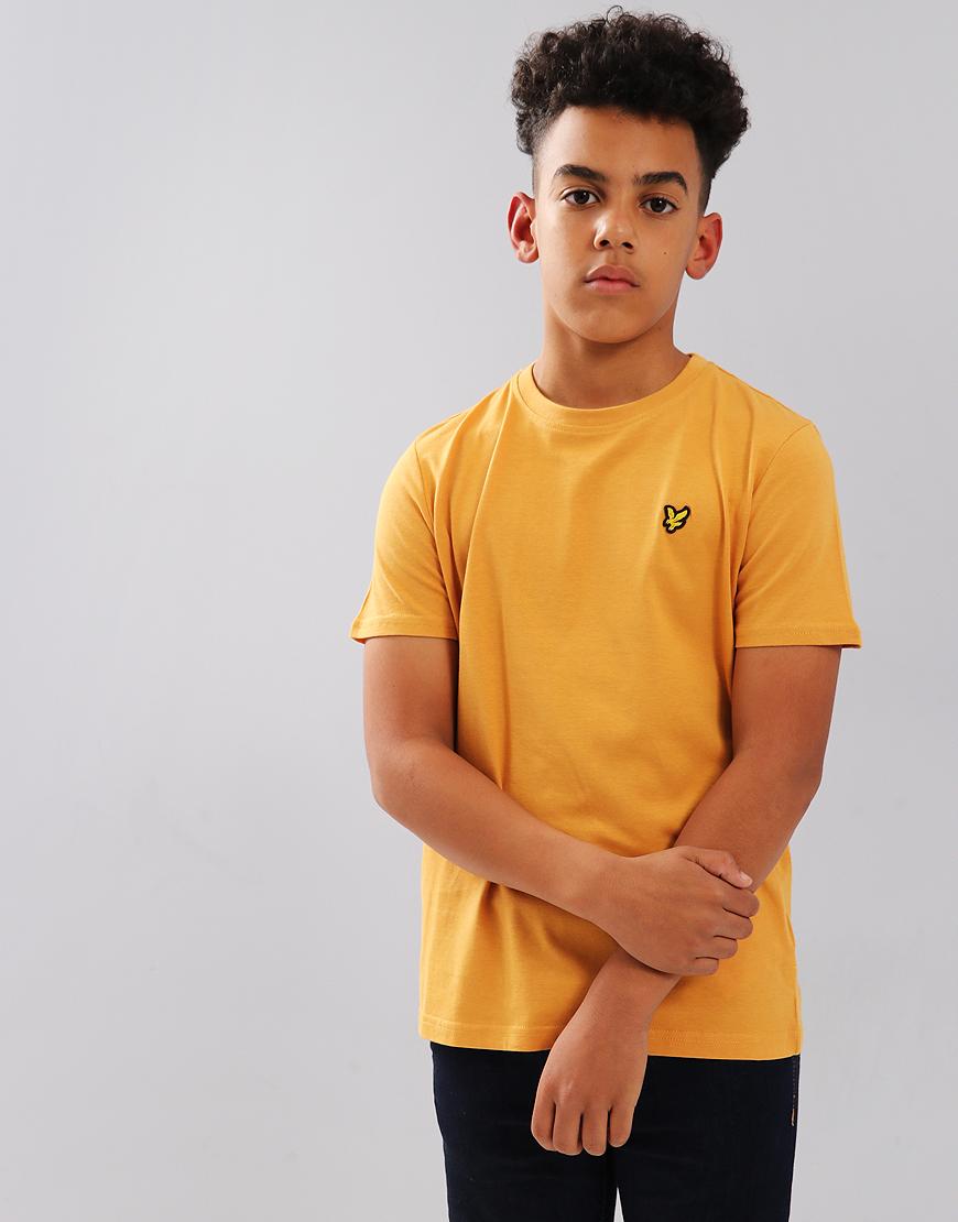 Lyle & Scott Junior Classic T-Shirt Honey