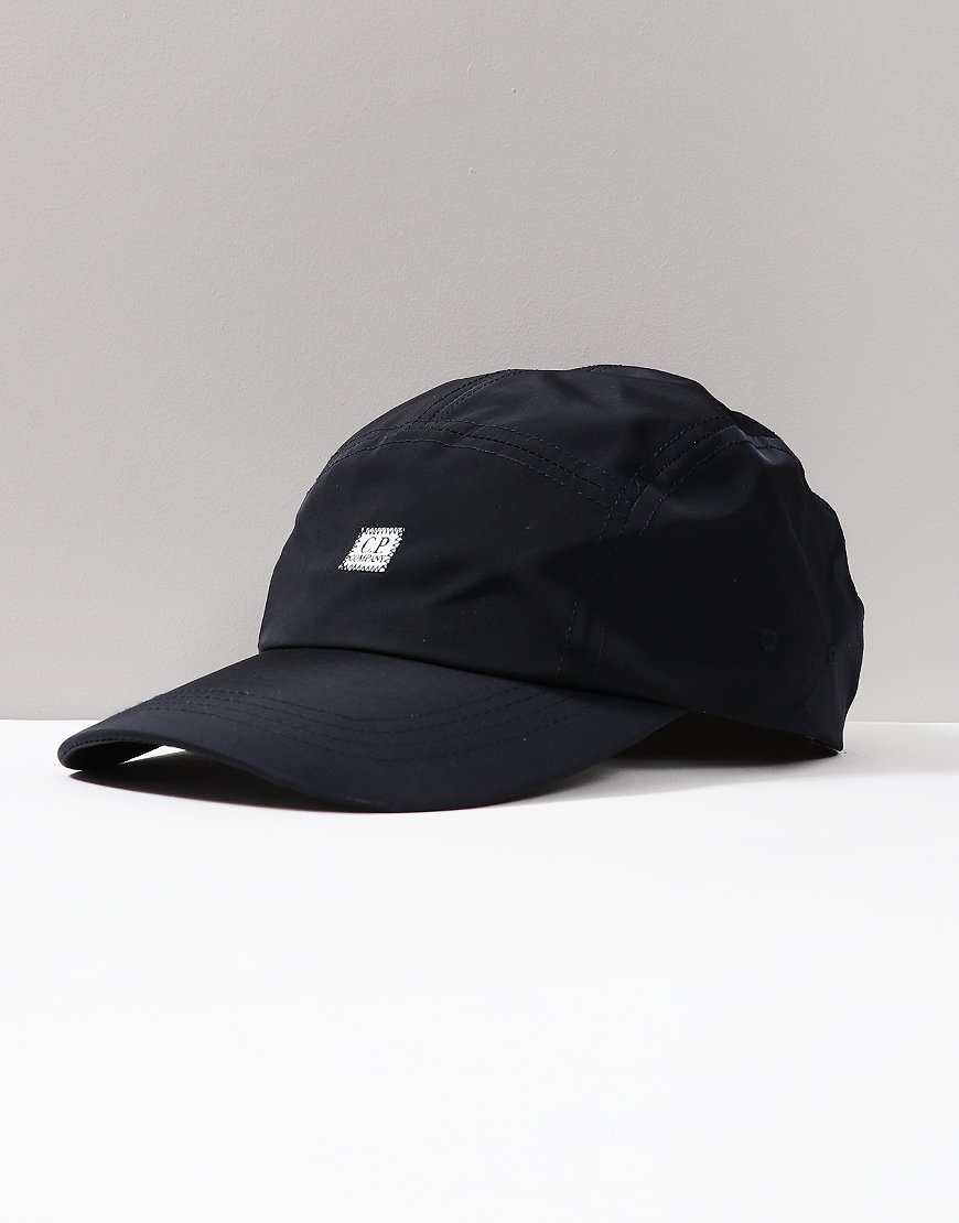 C.P. Company Chrome 5 Panel Cap Navy