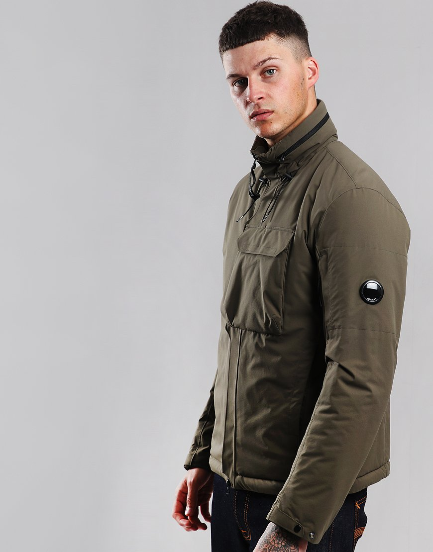 C.P. Company Jacket Dusty Olive