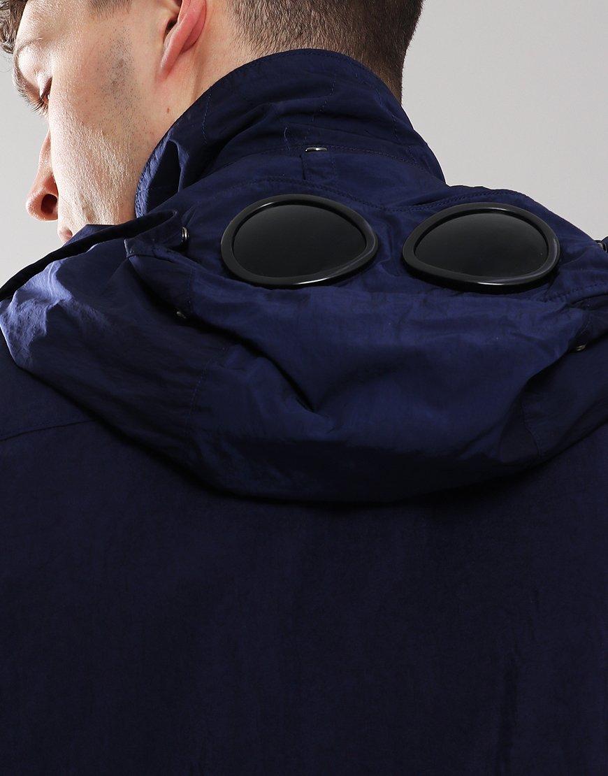 C.P. Company Quartz Goggle Jacket Estate Blue