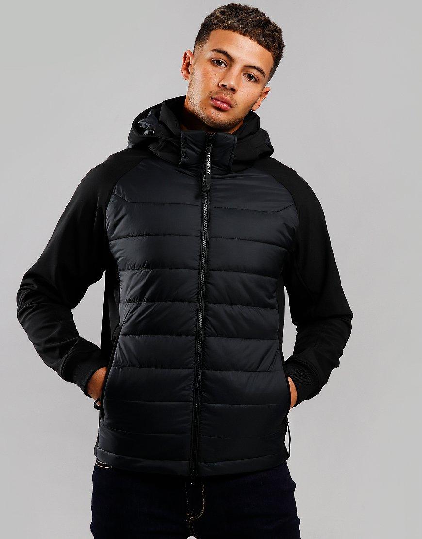 C.P. Company Goggle Shell Jacket Black