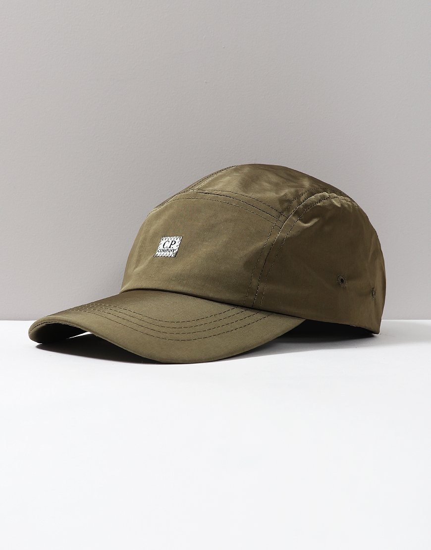 C.P. Company Chrome 5 Panel Cap Beech