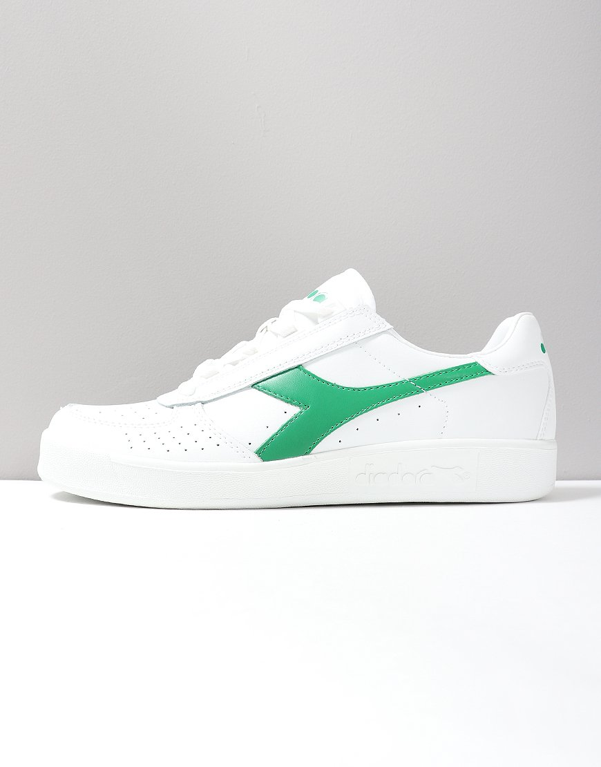Diadora B.Elite Trainers White/Jelly