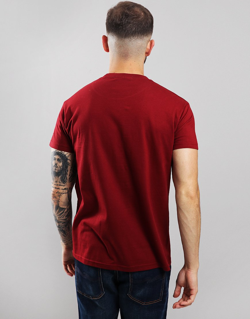 Eighties Casuals North Will Rise T-Shirt Red