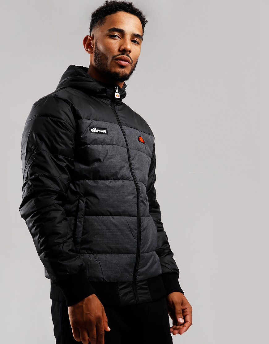 Ellesse Brenta Jacket Black