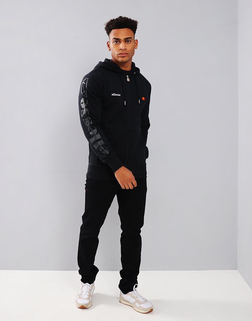 Ellesse Carlint Hooded Sweat Anthracite