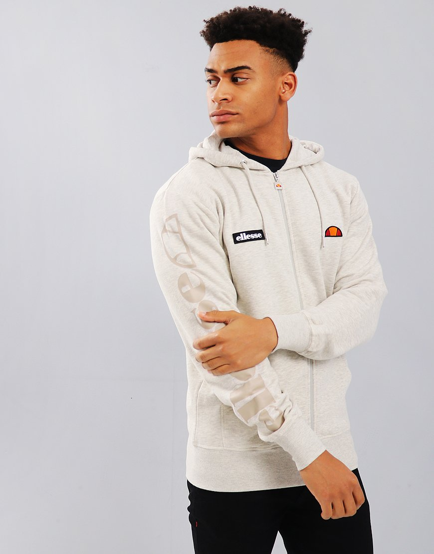 Ellesse Carlint Hooded Sweat Oatmeal