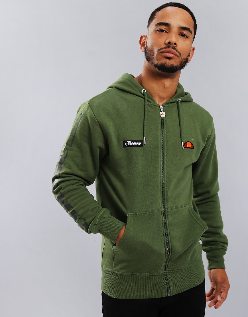 Ellesse Carlint Hooded Sweat Grape Leaf