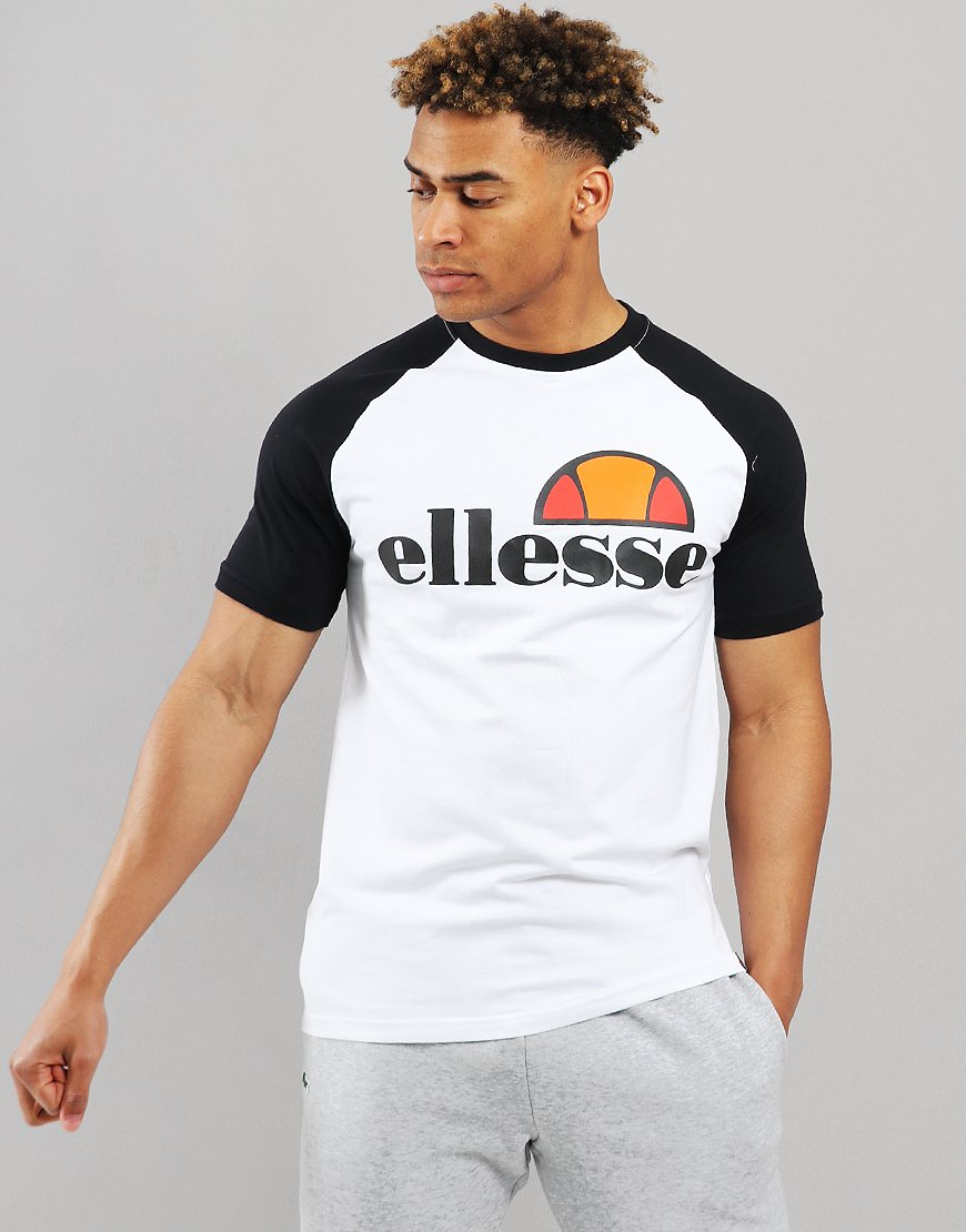 Ellesse Cassina T-Shirt Black
