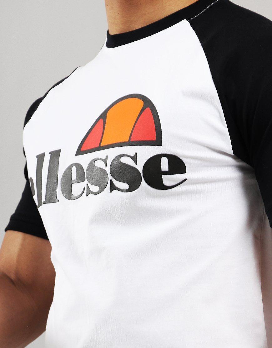 f0687ba11d3f06 Ellesse Cassina T-Shirt Black - Terraces Menswear