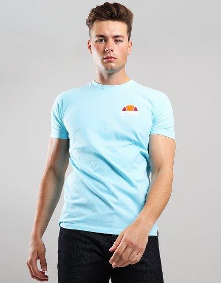 Ellesse Cuba T-Shirt  Neon Blue
