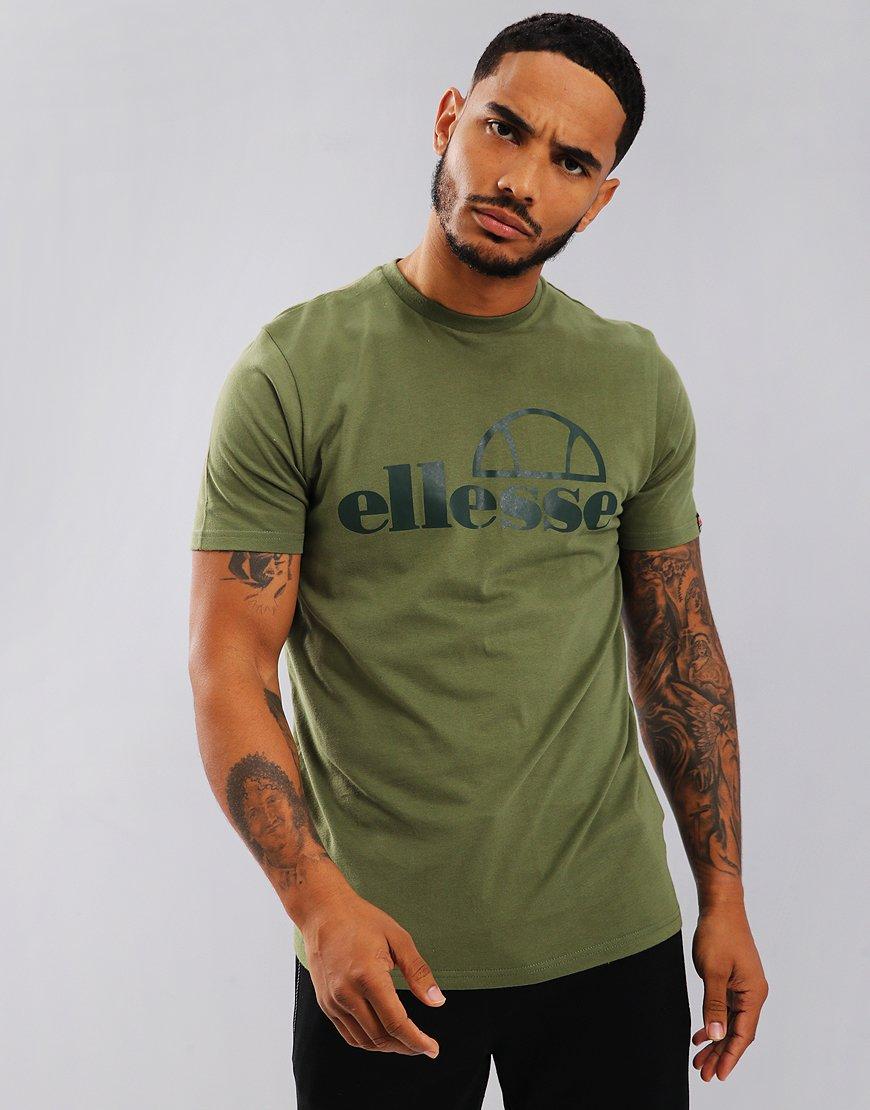 Ellesse Ermes T-Shirt Olive