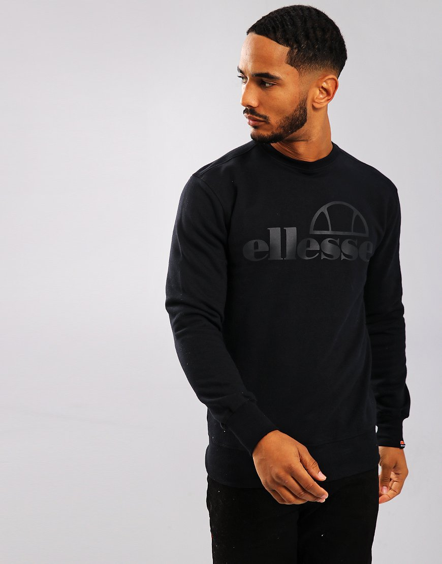 Ellesse Fabenne Crew Neck Sweat Anthracite