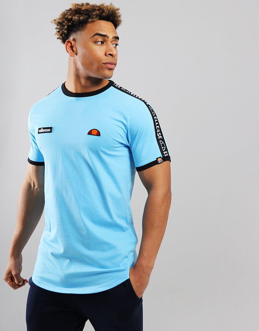 871e717fde2d20 Ellesse Fede T-Shirt Light Blue